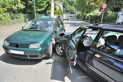 Autounfall in Polen