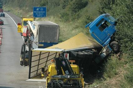 Verkehrsunfall im Ausland
