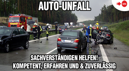 Autounfall in Polen- Kfz Gutachten