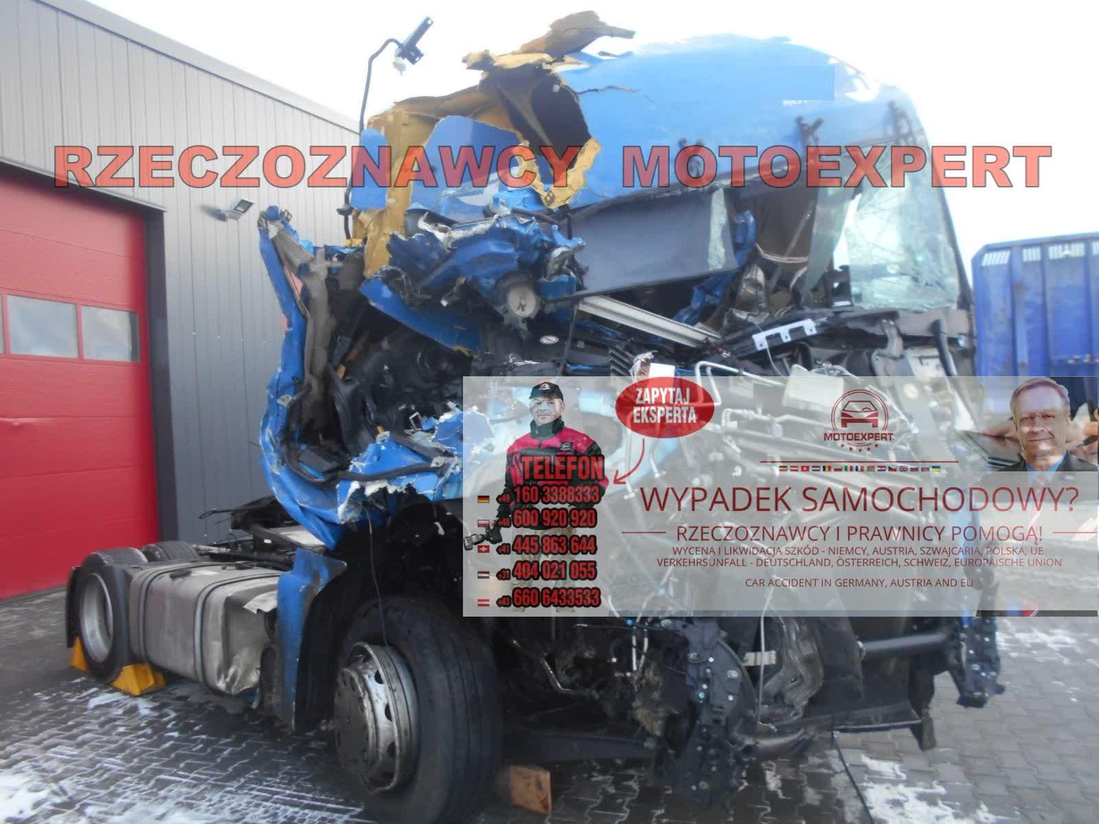 Autounfall – Schadensregulierung durch Rechtsanwalt